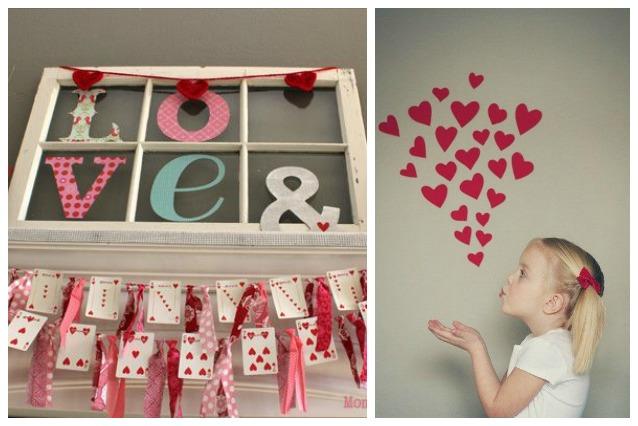 San valentino come decorare casa a costo zero - San valentino decorazioni ...