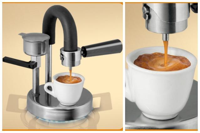 Kamira, il primo caffè cremoso come al bar ma sul fornello di casa