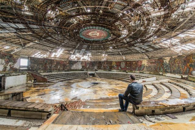 Il fascino oscuro della decadenza i luoghi abbandonati for Luoghi abbandonati nord italia