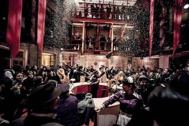 Secret Cinema: a Londra l'ultima moda è rivivere i film
