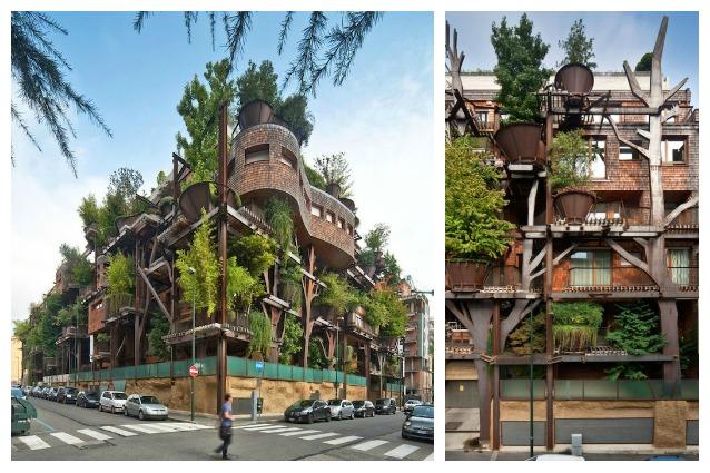 Torino la casa sull 39 albero restando in citt - Casa sull albero minecraft ...