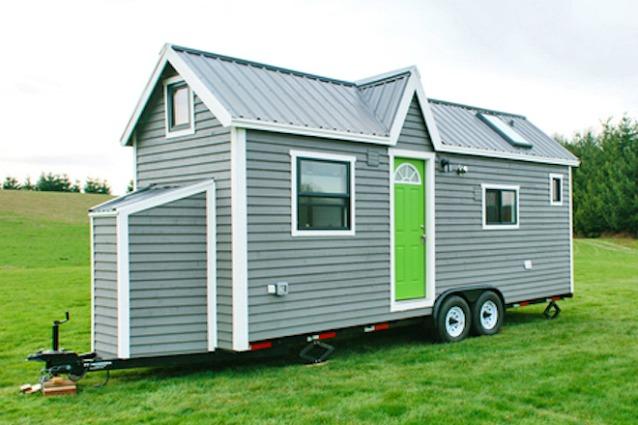 Piccolo ma di lusso ecco la prima casa in miniatura for Lusso home