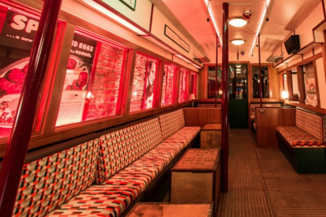 Cahoots: si nasconde un bar nella metropolitana di Londra