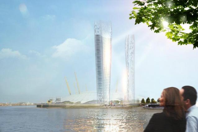Londra: ecco il primo grattacielo che non proietta ombra