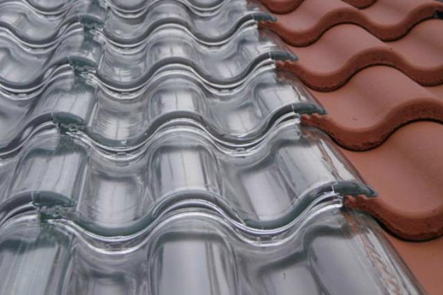 Svezia: la casa si riscalda a costo zero con le tegole trasparenti