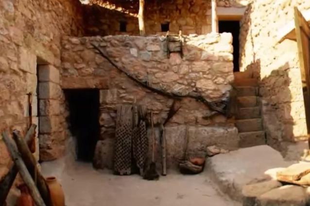Nazareth scoperta la casa di ges dove visse con giuseppe e maria - Siti design casa ...
