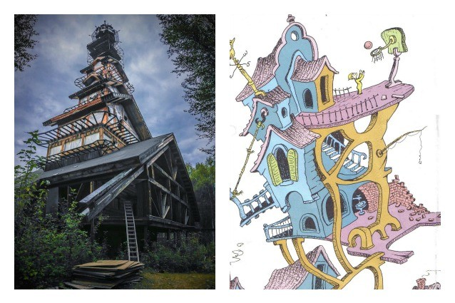 La casa del Grinch esiste davvero: si trova in Alaska