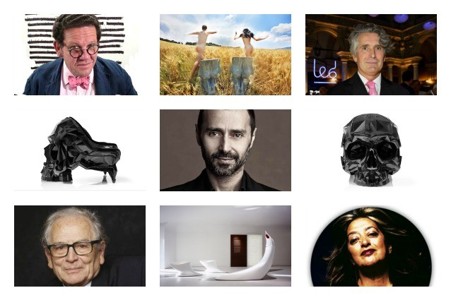 Indovina chi: cosa pensano i designer dell'opera dei propri colleghi? (VIDEO)