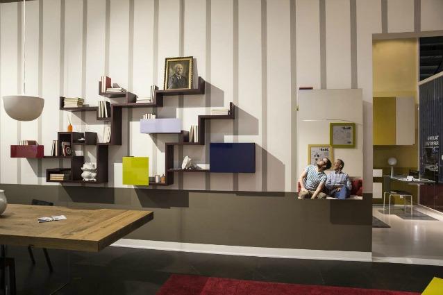 Le Novita Di Artek Al Salone Del Mobile : Salone del mobile sentirsi a casa con lago