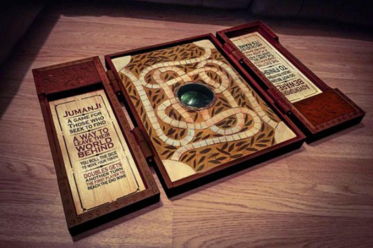 Jumanji in Legno Zauberartikel & -tricks