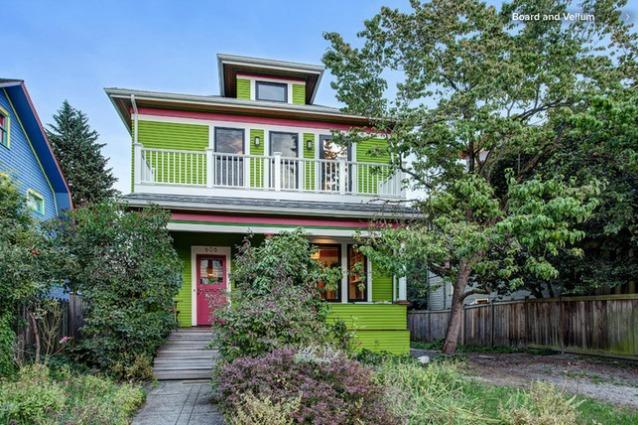 Seattle: una casa costruita per giocare