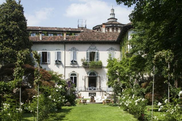 Milano riscopre la vigna di leonardo da vinci for Vinci una casa