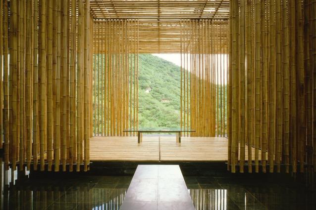 Costruire col bamb ecco le architetture pi eco for Architettura e design interni