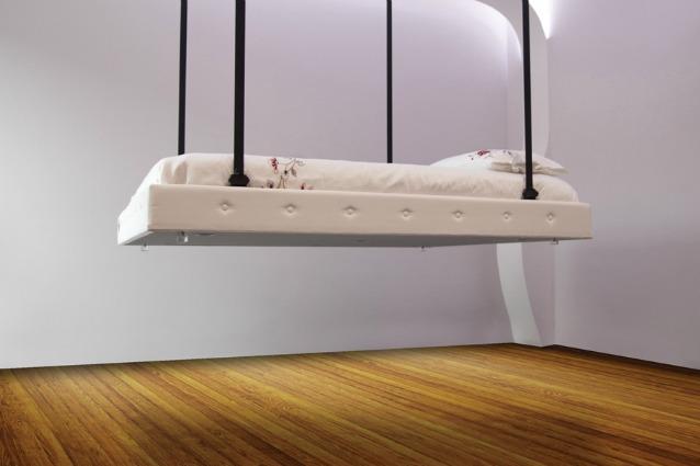 Soluzioni salva spazio made in italy il primo letto al - Camera da letto a scomparsa ...