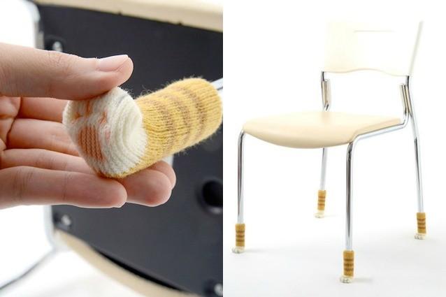 Zampe di gatto per tavoli e sedie: ecco come proteggere il vostro pavimento