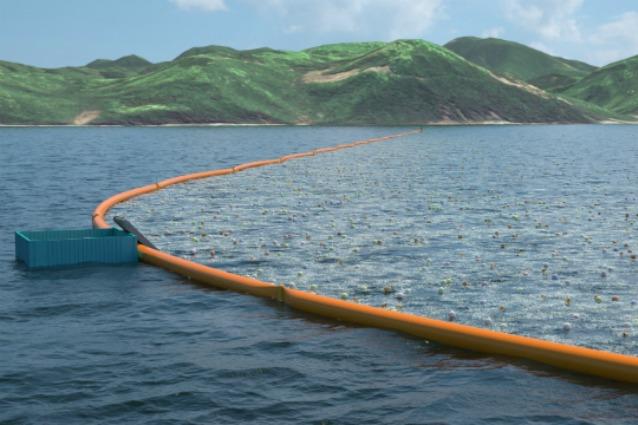 Giappone: ha 20 anni il ragazzo che ha inventato come ripulire gli oceani