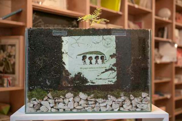 Argentina: ecco il primo libro per bambini che diventa un albero