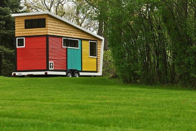 Toybox Home: la piccola casa mobile che nasconde interni da sogno