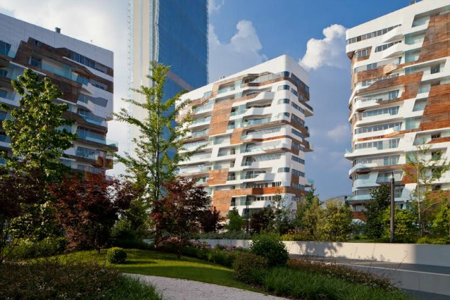 Milano benvenuti nell 39 attico di citylife con vista for Prezzi city life milano