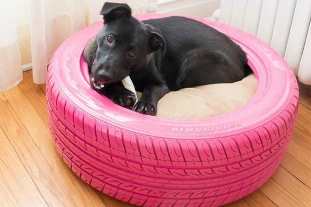 Sculture di pneumatici: come creare opere darte dal riciclo
