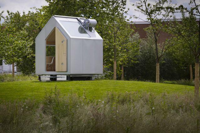 Vivere in 7 metri quadrati: ecco la casa più piccola al mondo firmata Renzo Piano