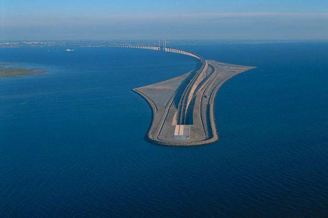 Svezia e Danimarca più vicine: ecco il tunnel subacqueo che le collega