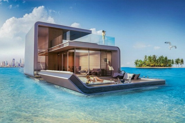 Yacht del futuro: ecco le case galleggianti più incredibili che abbiate mai visto