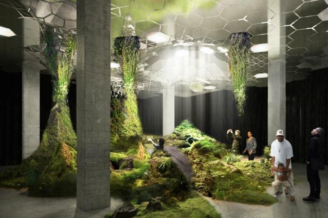 New York: benvenuti nel primo parco pubblico sotterraneo