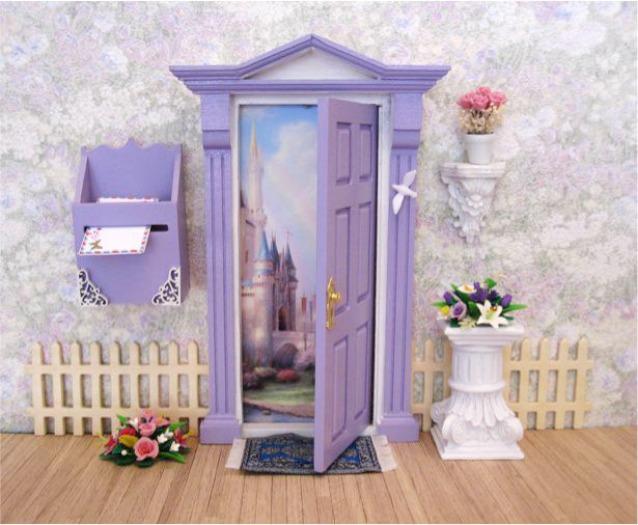 Magia fai da te come realizzare una porta delle fate per for Spranga per porta fai da te