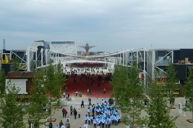 Expo addio come ti riciclo i padiglioni dell 39 esposizione for Esposizione design milano