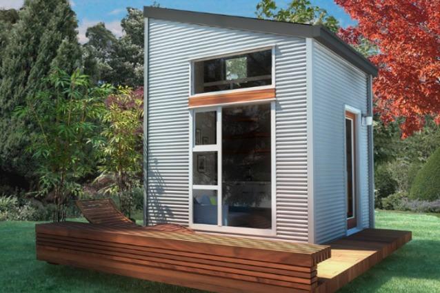Meno di 25000 euro per costruire la propria mini-casa mobile