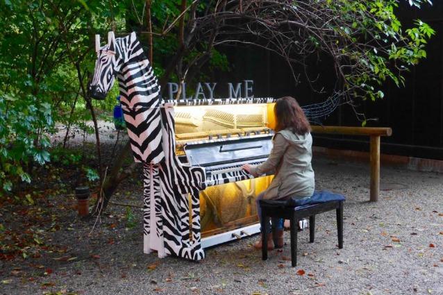 Play me, I'm yours: ecco i pianoforti urbani più belli in giro per il mondo