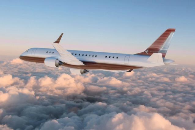 Benvenuti a bordo di Skyacht One, il jet privato più lussuoso al mondo