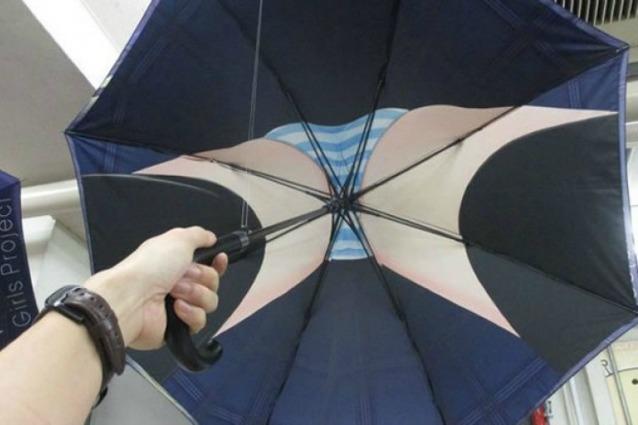 Un-burera: ecco la nuova mania per ombrelli che spopola in Giappone