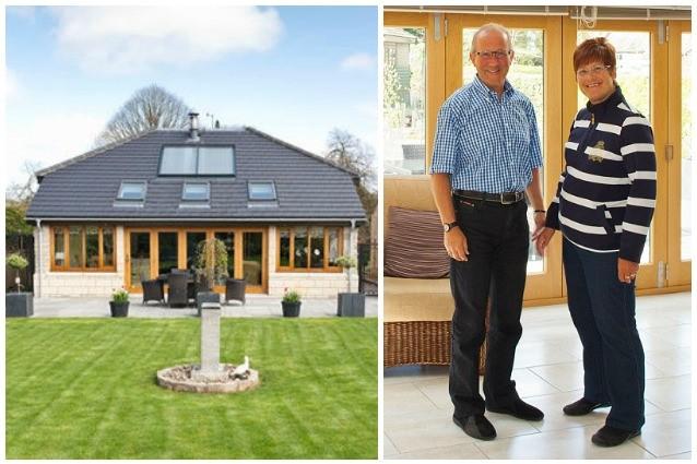 Addio spese di riscaldamento: ecco la casa ecologica che produce tanta energia da venderla