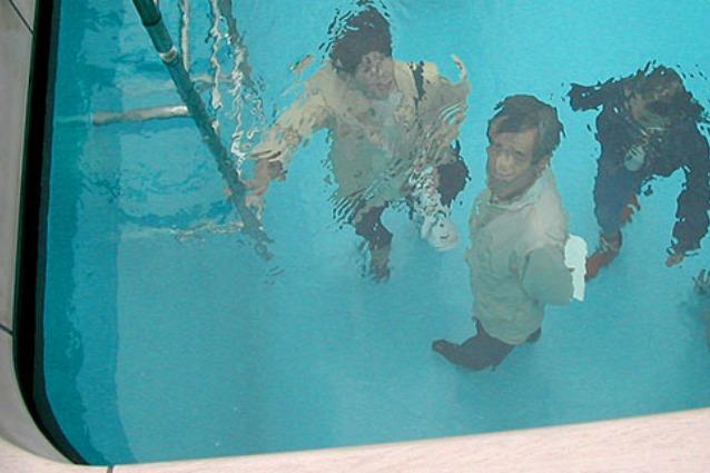 Non tutto è ciò che sembra: ecco la piscina dove è impossibile bagnarsi