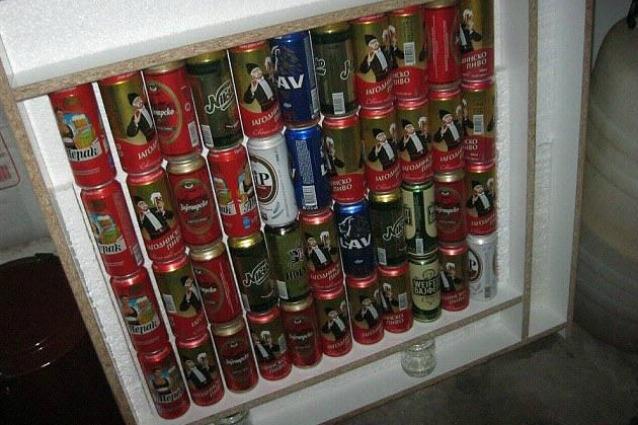 Come riscaldare casa con 44 lattine di birra - Riscaldare casa in modo economico ...