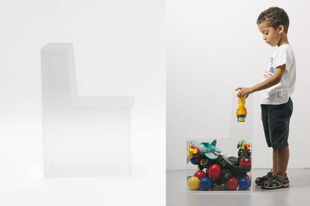 Mettere ordine giocando: ecco le sedie che tutti i bambini ameranno