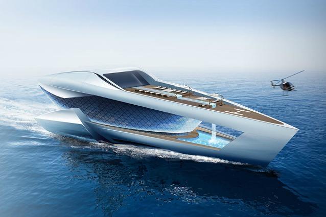 Super yacht per super ricchi: ecco il sogno di ogni miliardario