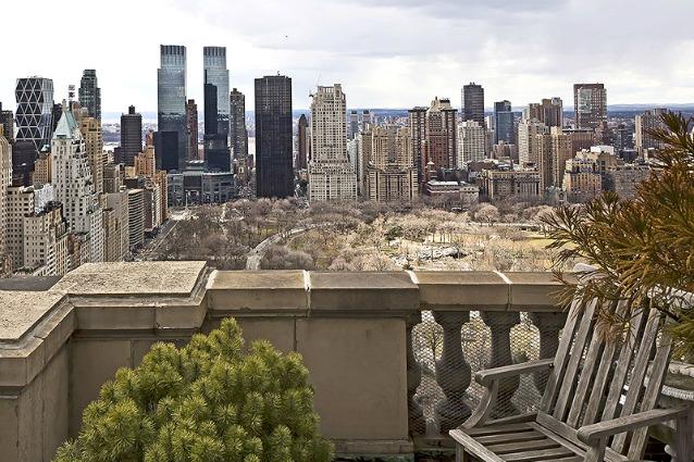 Sui tetti di new york ecco gli attici pi belli della citt for Attico new york vendita