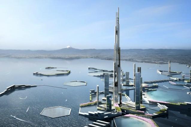 Due volte più alto del Burj Khalifa: ecco il futuro grattacielo più alto del mondo
