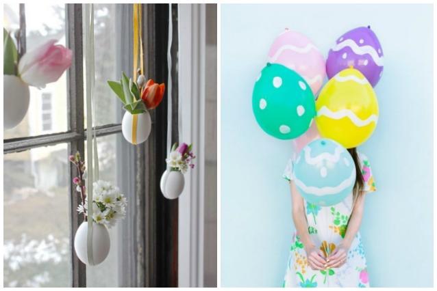 Pasqua come decorare casa con le uova - Idee facili per decorare casa ...