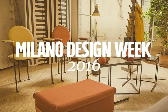 milano design week 2016 tutto ci che c 39 da sapere sulla