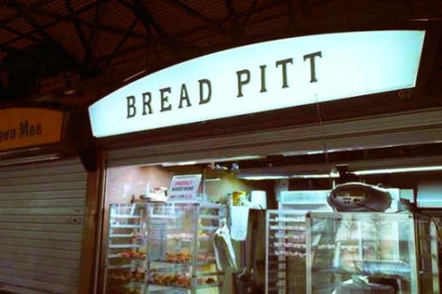 Amato Insegne geniali ecco i nomi di negozi più divertenti che abbiate  DU35