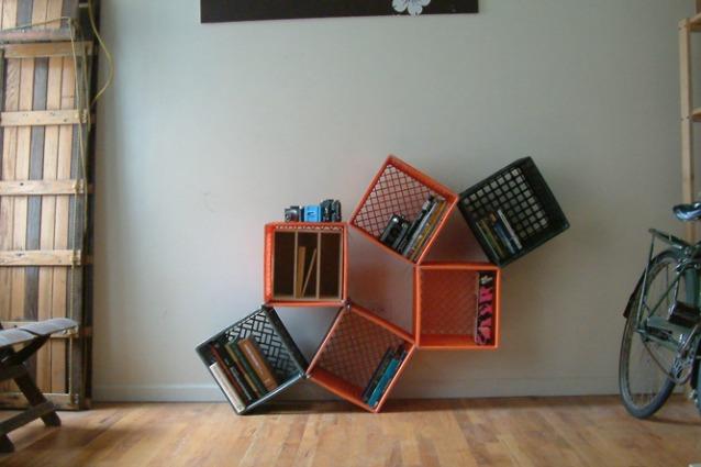 Come riciclare le cassette di plastica ecco le idee pi for Idee per realizzare una fioriera