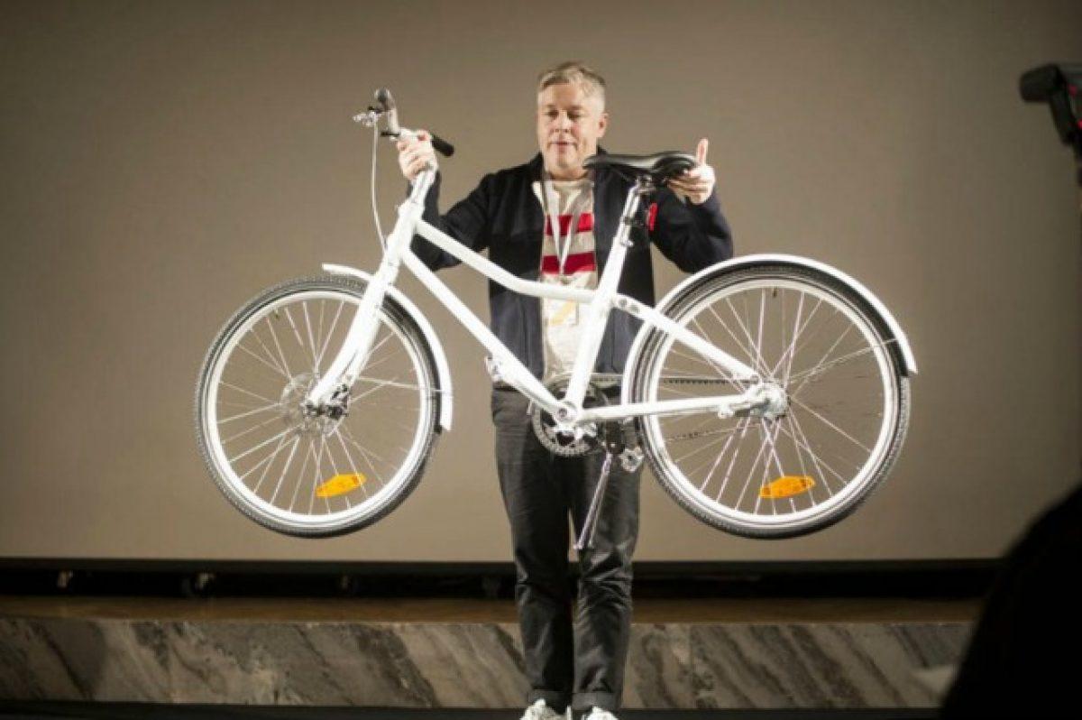 Ikea si dà alle due ruote: ecco la prima bici componibile del
