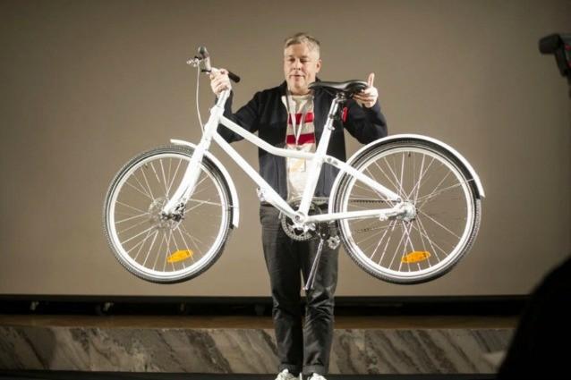 IKEA si dà alle due ruote: ecco la prima bici componibile del colosso svedese