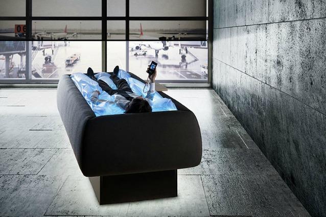 Zerobody: ecco la prima piscina senz'acqua per un completo relax
