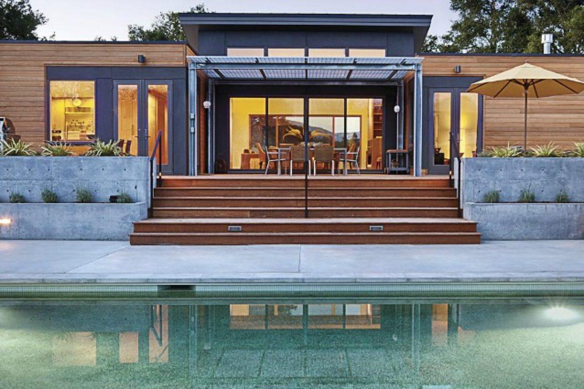 Tiny House Italia Permessi realizza la tua casa con un'app: basta premere e l'immagine