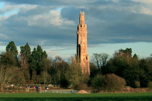 La torre di Raperonzolo esiste davvero: ecco dove si trova